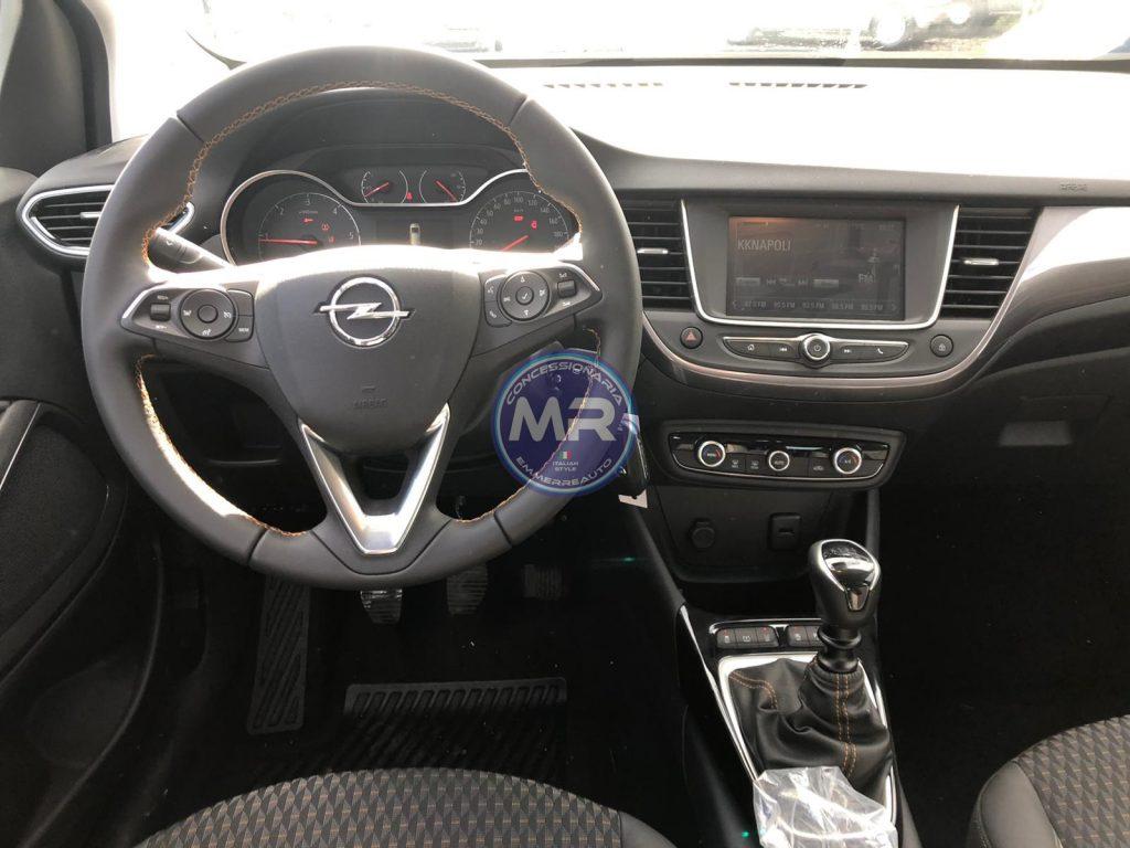 Opel Crossland X 1.5 ECOTEC diesel 102cv INNOVATION 2019 KM0 | Prezzo 18300€ 2